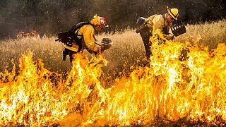 ΗΠΑ: Μαίνονται οι πυρκαγιές στην Καλιφόρνια