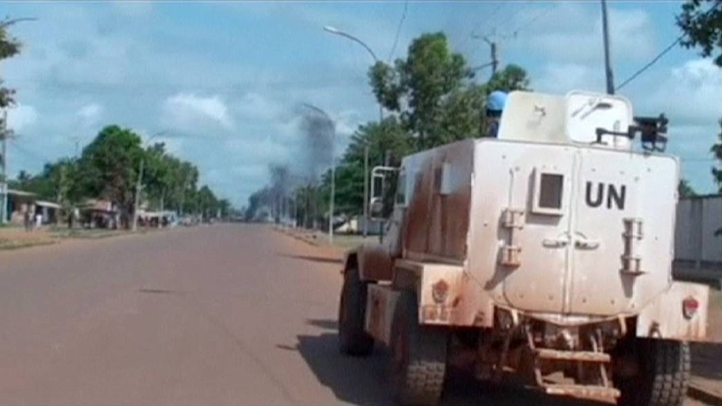 Matan a un soldado de la ONU en la República Centroafricana.