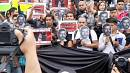 Мексика: многотысячные акции протеста против убийства фотожурналиста