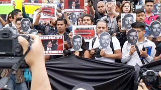 Des milliers de Mexicains dans la rue après l'assassinat d'un journaliste