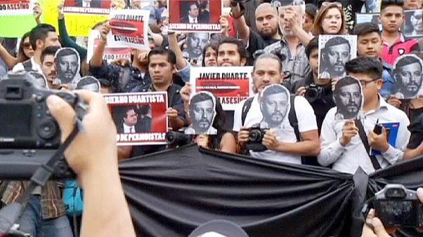 قتل یک روزنامه نگار منتقد در مکزیک