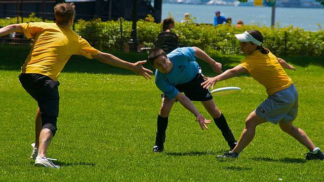 'Ultimate Frisbee' scores Olympic accreditation