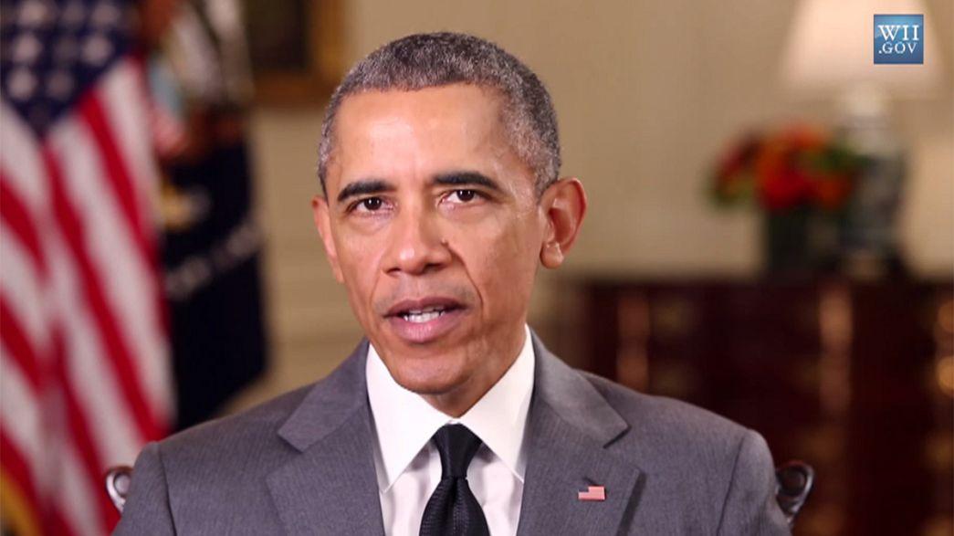Obama seeks new energy deal ahead of UN climate talks