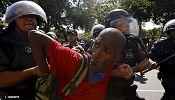 Amnesty International звинувачує бразильську поліцію у вбивствах цивільних