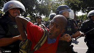 منظمة العفو الدولية: الشرطة البرازيلية قتلت المئات في ريو دي جانيرو