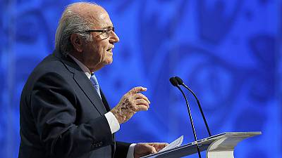 FIFA President Blatter relinquishes IOC membership