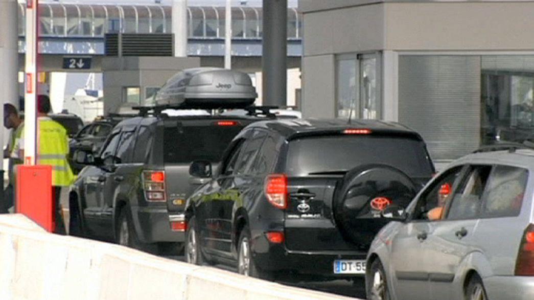 Un migrant retrouvé mort dans une valise sur un ferry pour l'Espagne