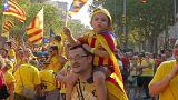 Erősödnek az önállóságot követelő hangok Katalóniában