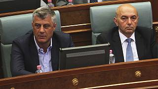 Kosovo votes in favour war crimes court