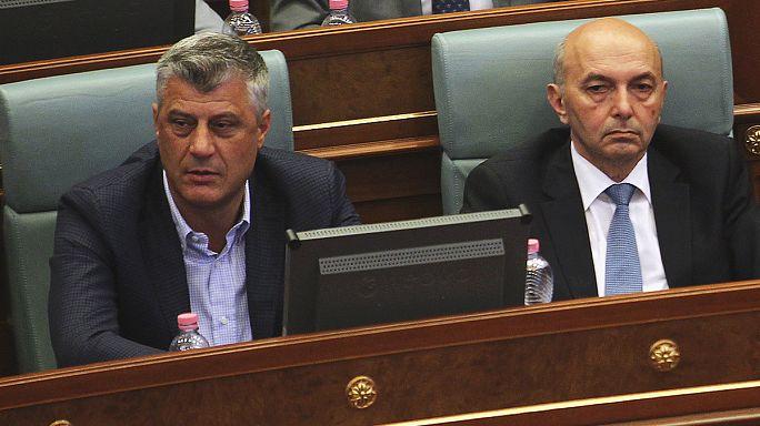 Pristina soutient la création d'un tribunal spécial pour les crimes de guerre de l'UÇK