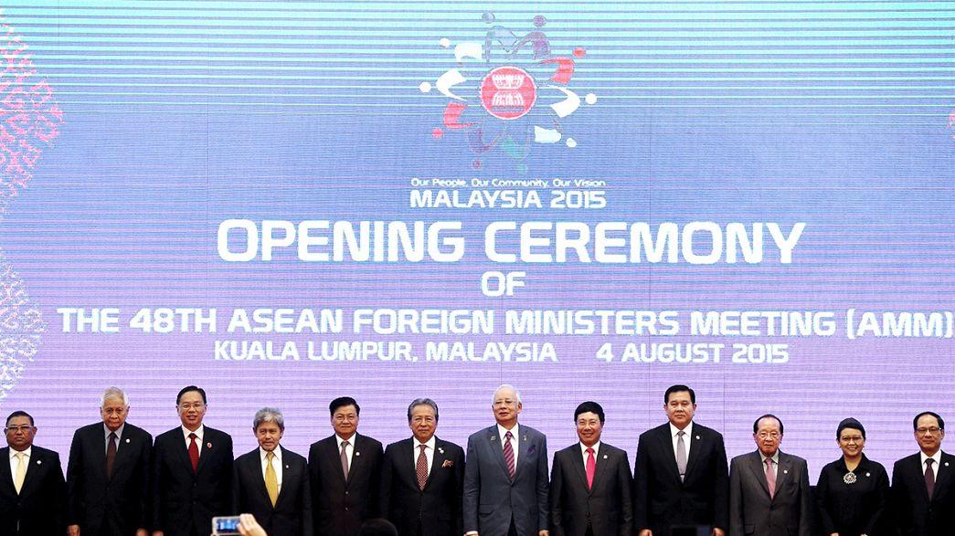 Les disputes territoriales en Mer de Chine au cœur de l'ASEAN