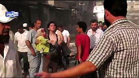Síria: Acidente faz vários mortos