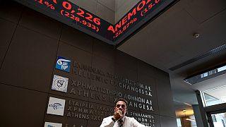 La Bourse d'Athènes de nouveau dans le rouge
