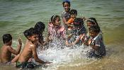 Iran sizzles in some of the hottest temperatures ever known to humankind