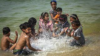 Extremwetter: Iran ächzt unter Hitzewelle - Temperaturen erreichen Rekordwerte