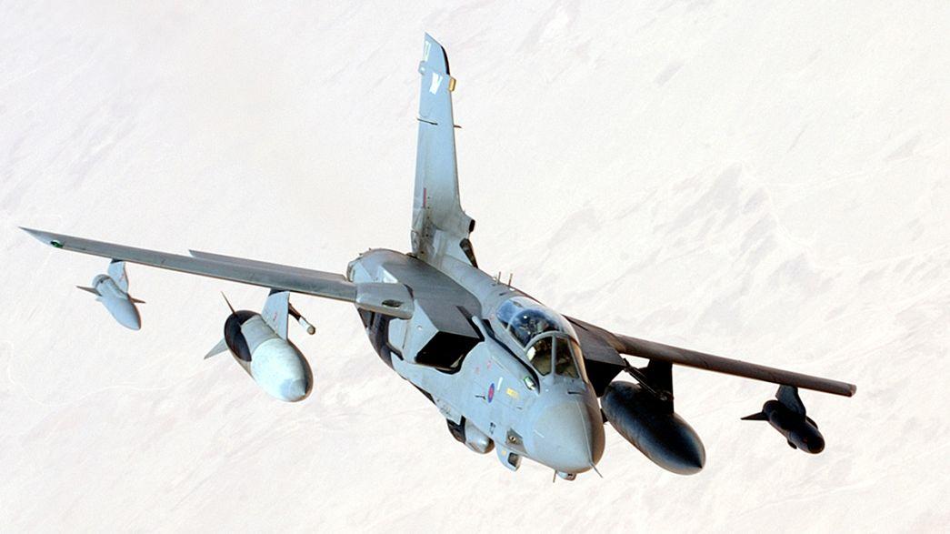 Iraq, Londra estende missione dei Tornado contro l'Isil