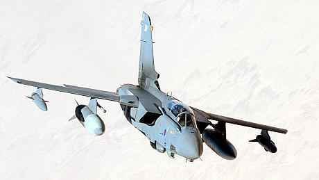 UK extends Tornado air campaign against ISIL in Iraq