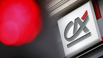 Crédit Agricole aprovisiona otros 350 millones de euros para una posible multa en EEUU de 1.600 millones