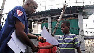 Decenas de miles de niños sin registrar en Liberia
