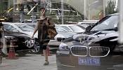 Car sales hit by downturn in China