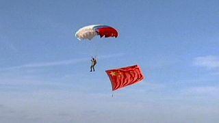 China muestra su poderío militar