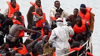 رکورد تازه پناهجویان جان باخته در دریای مدیترانه