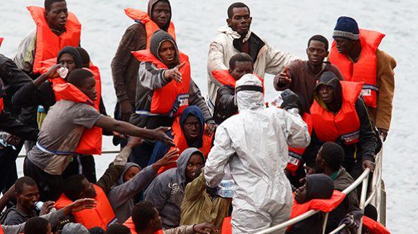 Já morreram 2000 migrantes este ano na travessia do mediterrâneo