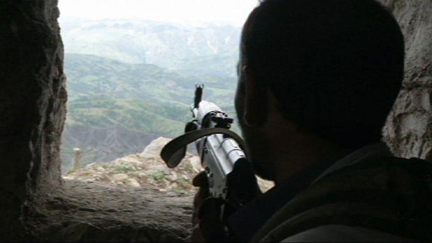 Török katonákra támadtak a kurd militánsok