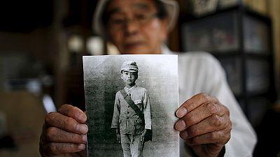 Percurso de combatente dos hibakusha de Hiroshima e Nagasaki