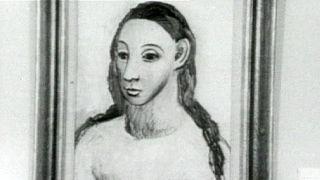 ضبط لوحة لبيكاسو على سفينة في جزيرة كورسيكا