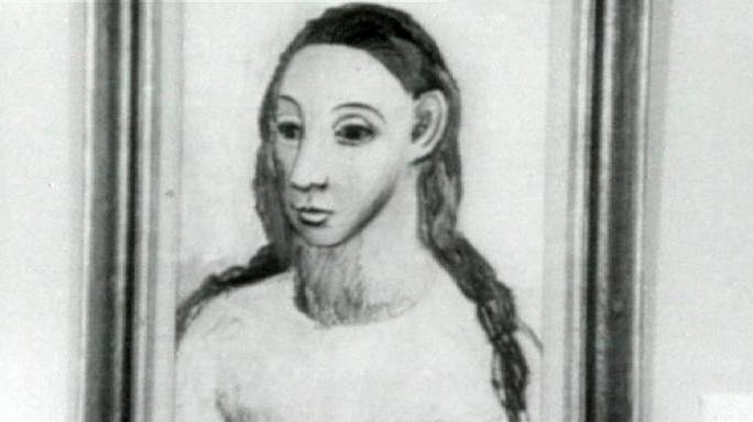Дорогостоящая картина Пикассо перехвачена на Корсике