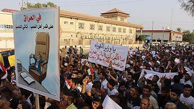 Iraque: calor e falhas de energia motivam protestos contra o governo