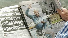 Postumer Verdacht: Polizei bestätigt Ermittlungen gegen Ex-Premier Heath