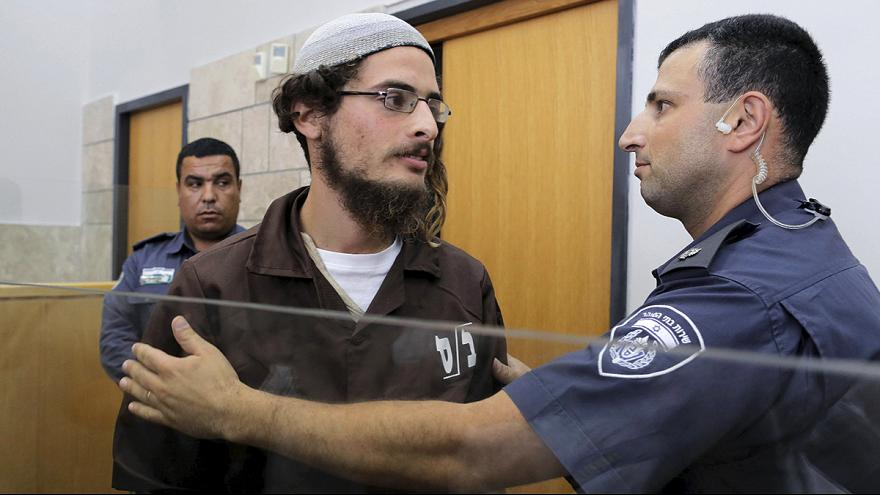 Israel: detenção sem julgamento de um extremista judeu