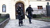 Norwegian police investigate 'bomb-like' package at Oslo university