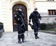 Norwegian police investigate 'bomb-like' package at Oslo university