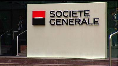 French bank Societe Generale reports profit jump