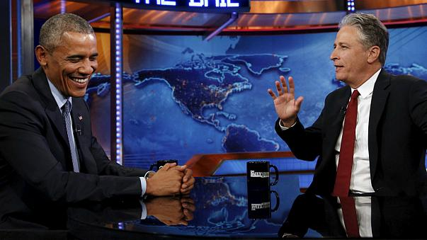 As 'Daily Show' Jon Stewart's tenure ends, scholars say goodbye to their research topic