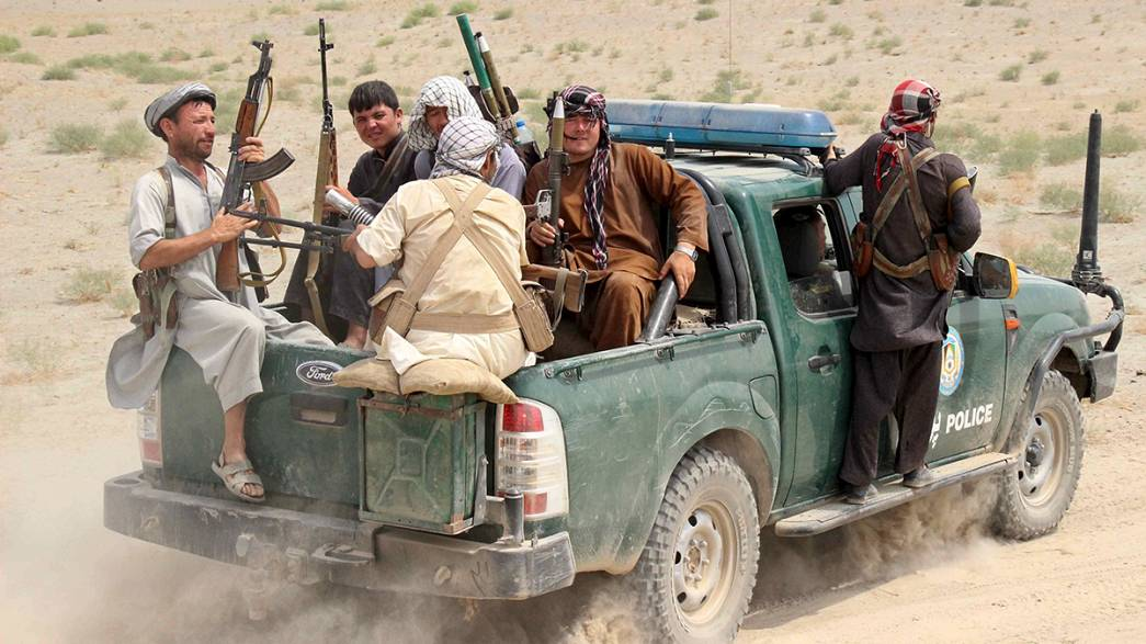 Recorde dramático de vítimas civis no conflito armado do Afeganistão