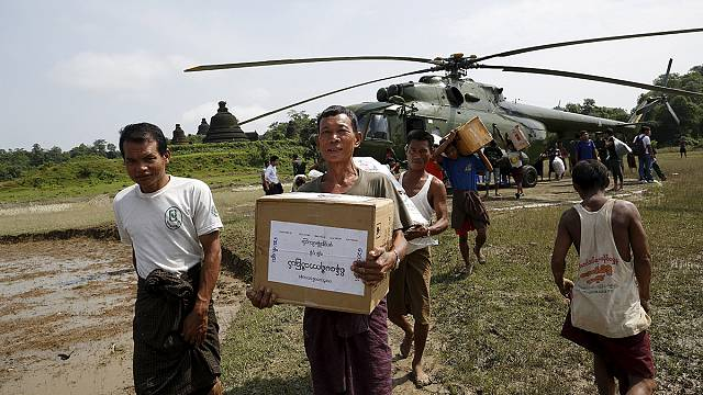Myanmar floods: International community responds to calls for aid