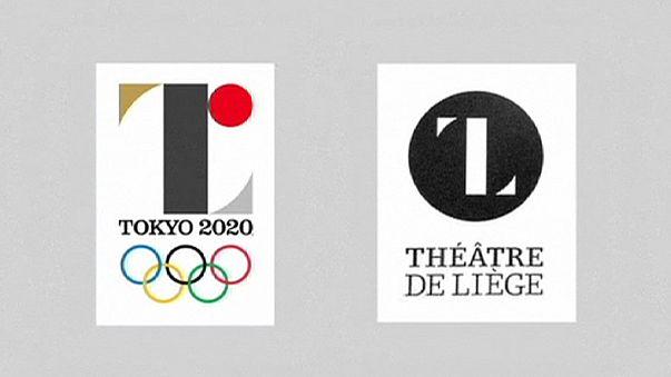 شعار الألعاب الأولمبية في طوكيو 2020 يثير جدلاً واسعاً بسبب تشابهه مع شعار مسرح مدينة لياج البلجيكية