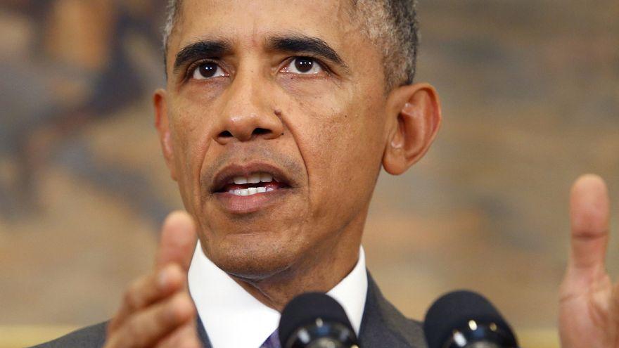 Live: US president Barack Obama speaks on Iran nuclear deal