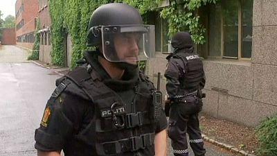 Fake bomb on Utoya anniversary clears Oslo university