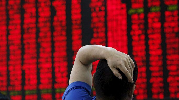 Banking losses mar Athens stock exchange reopening after five-week shutdown