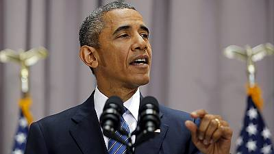 President Obama defends Iran deal as 'pursuit of peace'