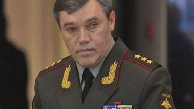 Ukraine puts top Russian general Gerasimov on 'most wanted' list