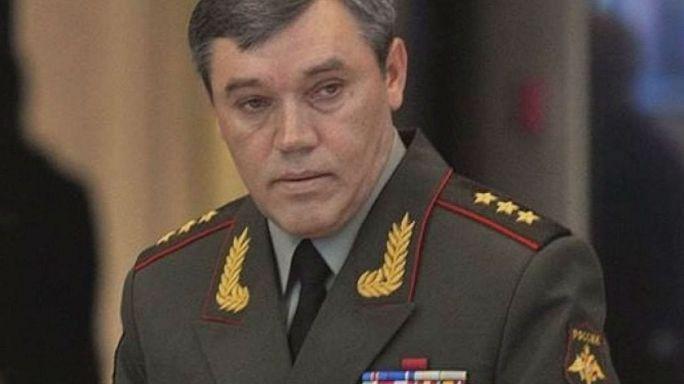 Ukraine : le chef d'état-major russe placé sur la liste des fugitifs à arrêter
