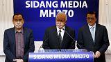 """MH370: França sublinha apenas """"forte presunção"""" na ligação de destroço ao avião"""
