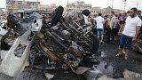 Doble atentado con coche bomba en Bagdad