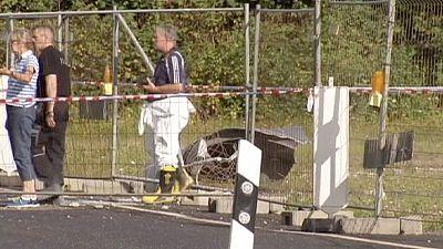 Allemagne : explosion d'un complexe chimique
